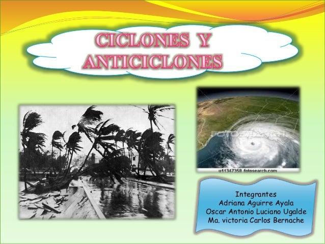 Integrantes Adriana Aguirre Ayala Oscar Antonio Luciano Ugalde Ma. victoria Carlos Bernache