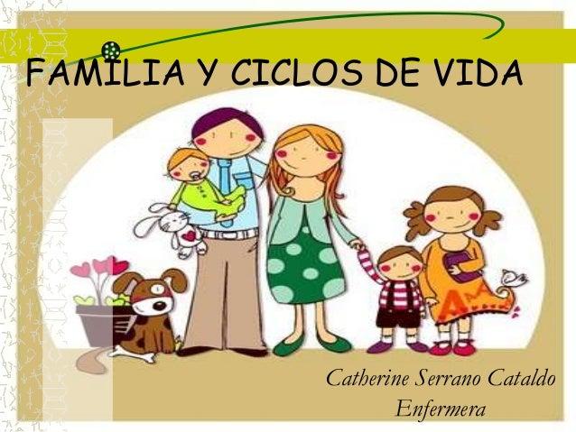 FAMILIA Y CICLOS DE VIDA              Catherine Serrano Cataldo                     Enfermera