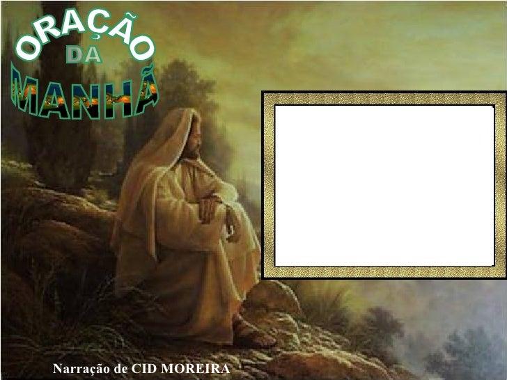 Cid Moreira Oracao Da Manha
