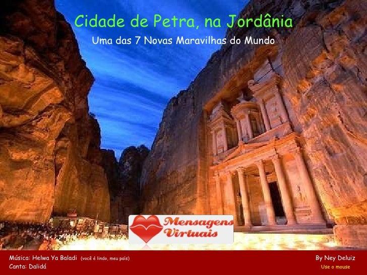 Cidade de Petra