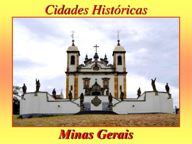 Cidades Históricas Minas Gerais