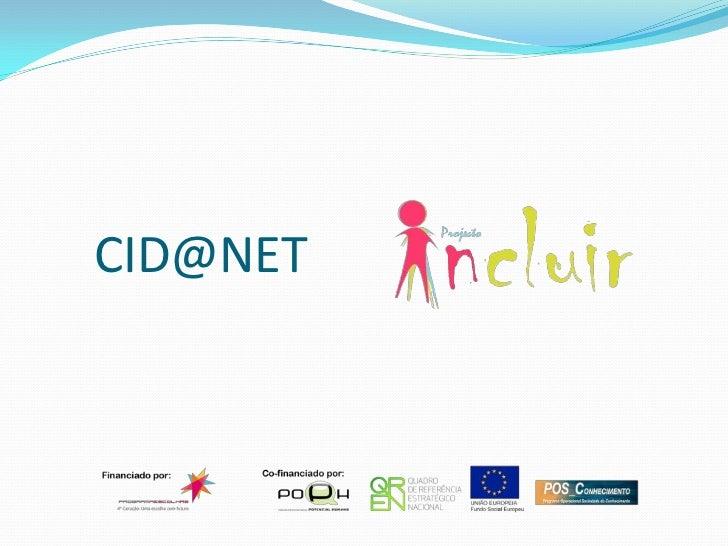 CID@NET