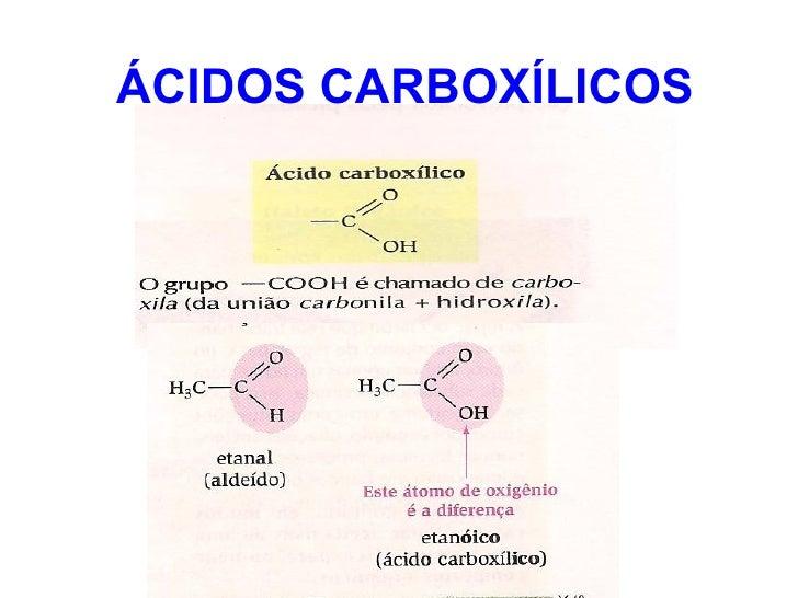 Acidos Carboxilicos ácidos Carboxílicos
