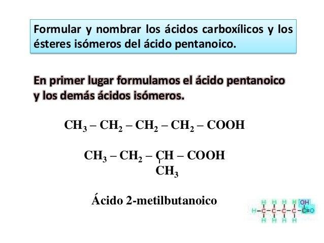 Imagenes de Los Acidos Carboxilicos Los ácidos Carboxílicos y