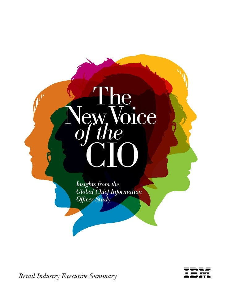 IBM Retail | The new role of the Chief Information Officer: A study