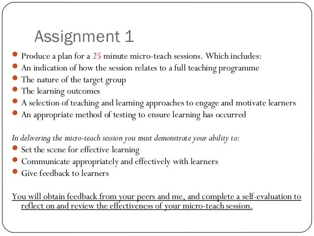 ptlls level 3 assignment 1 4 This assignment summarises the key elements of the here an explanation on sale as a guide is here the work completed for the assessor/taqa level 3 ptlls level 3.