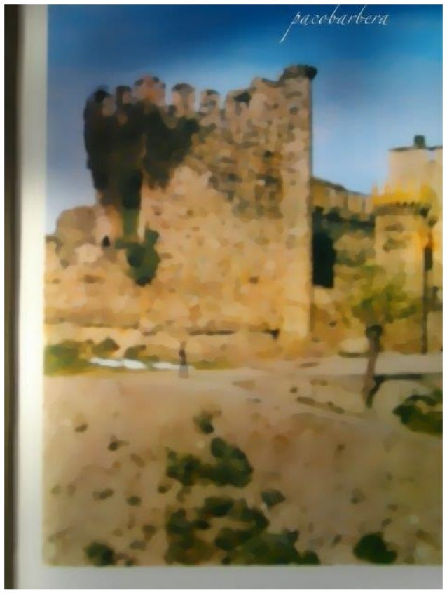 Cien castillos famosos de España  パコバルでスペイン百有名な城 One hundred famous castles in Spain by Paco Barbera