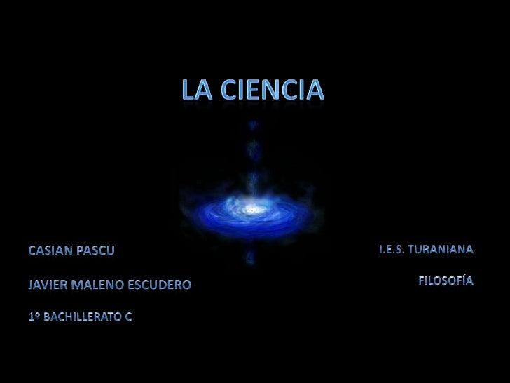 Ciencia 21