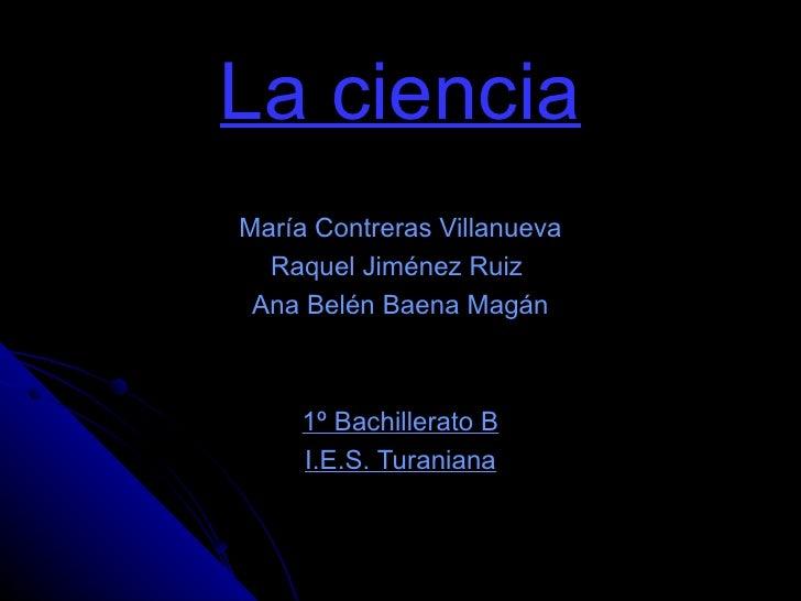 Ciencia 8