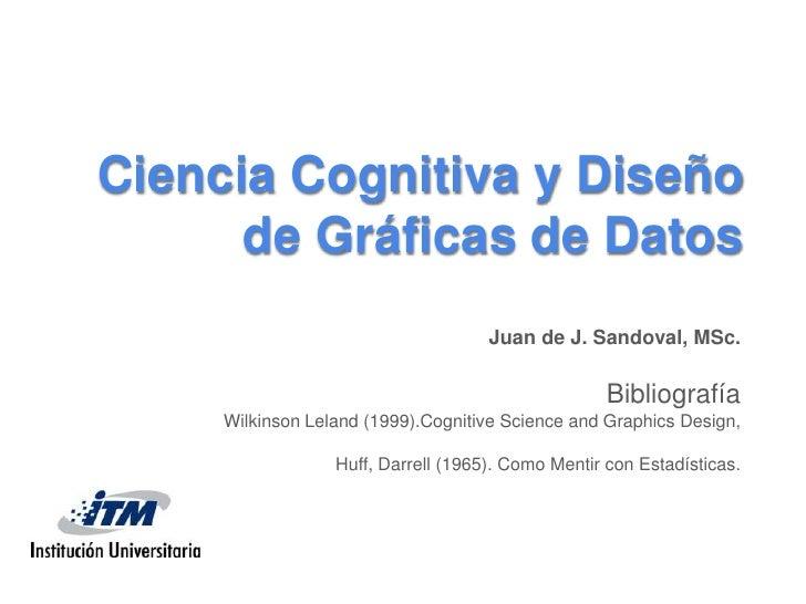 Ciencia Cognitiva y Diseño de Gráficas de Datos<br />Juan de J. Sandoval, MSc.<br />Bibliografía<br />WilkinsonLeland (199...