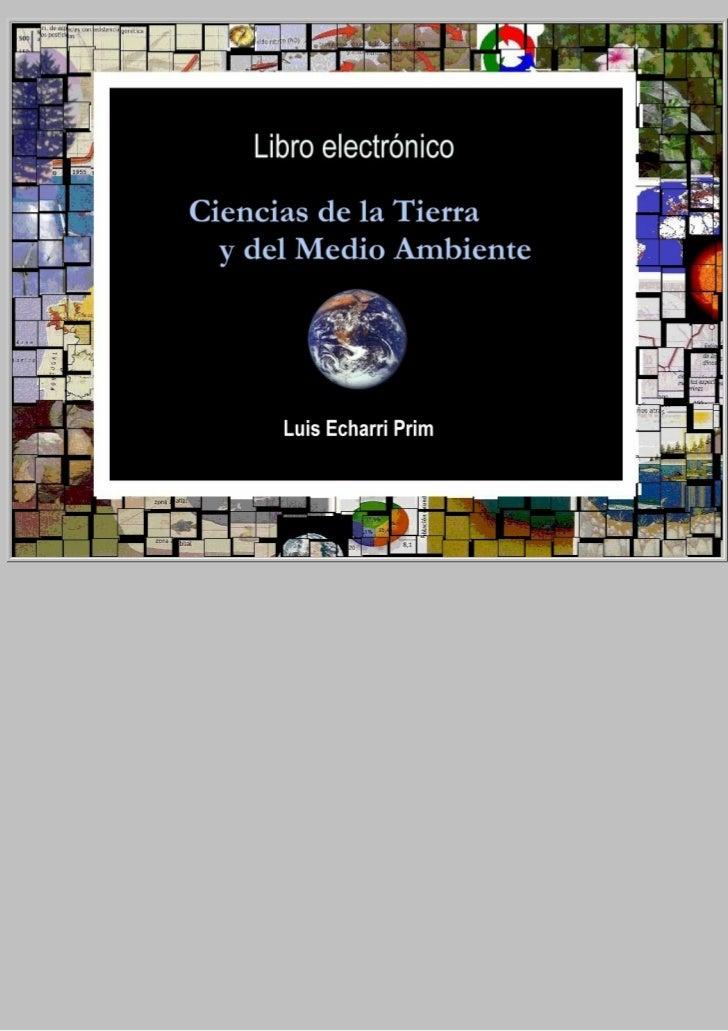 Ciencias de la tierra y del medio ambiente