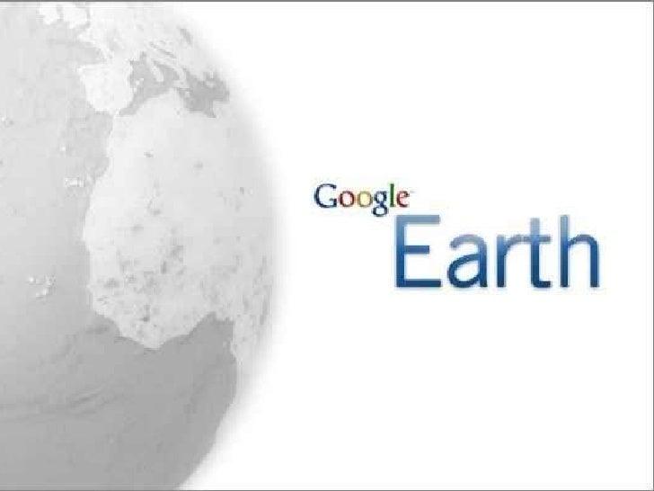 Ciencias sociales con google earth
