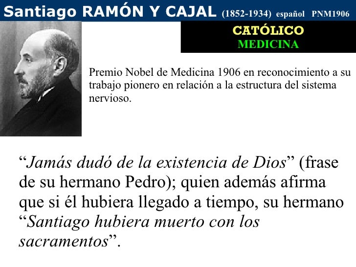 santiago ramon y cajal famous essay