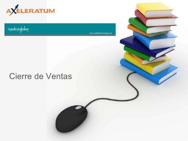 Cierre de ventas - Cluster Córdoba Technology