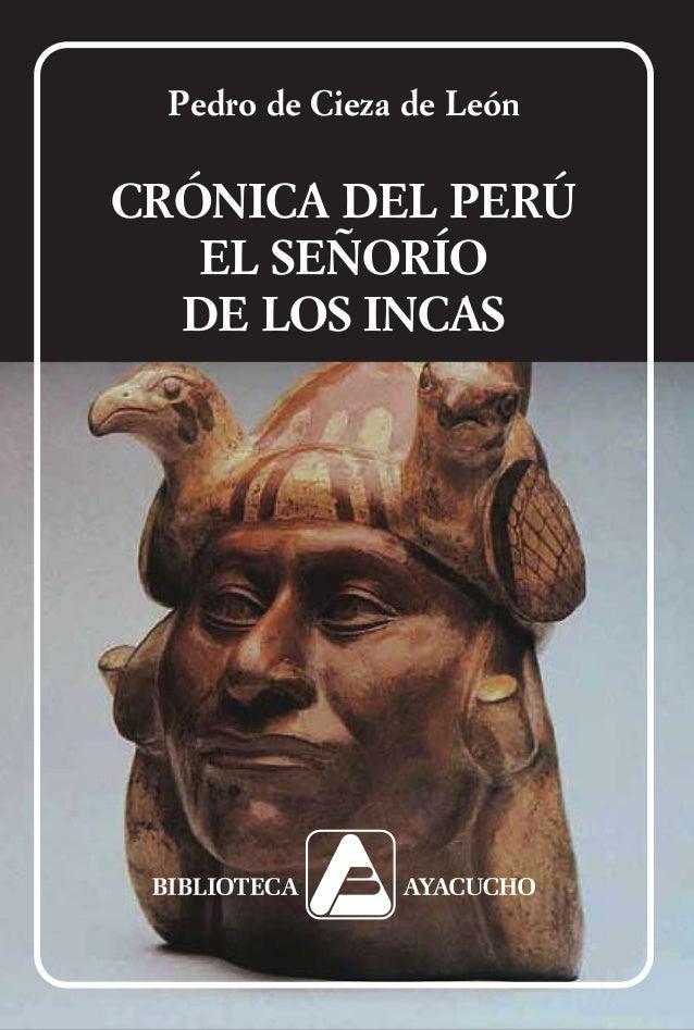 Cieza de leon - cronica del peru el señorio de los incas (4)