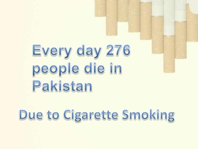 no smoking essay