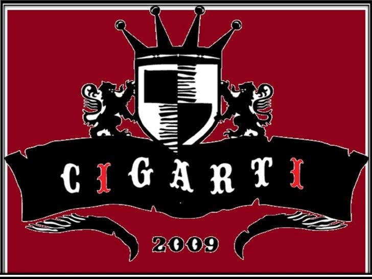 Cigarti presentation s