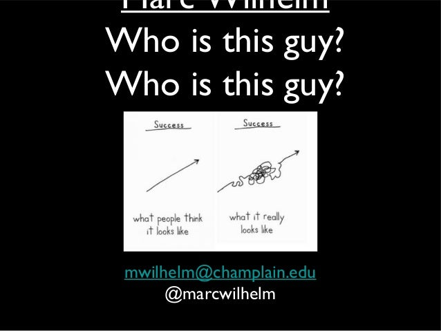 Who is Marc Wilhelm?