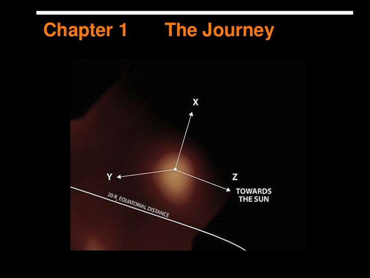 Chapter 1   The Journey