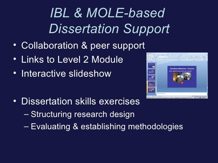 research based dissertation How to turn your dissertation into journal articles paper about a more specific part of this research than plow through from the work in your dissertation.