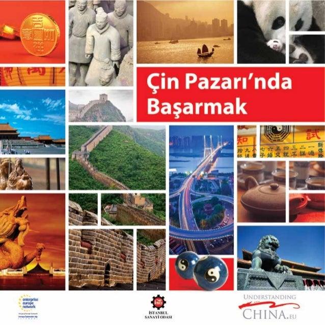 Bu kitapçık Avrupa Komisyonu tarafından desteklenen Avrupa İşletmeler Ağı İstanbul Merkezi faali- yetleri çerçevesinde Eur...