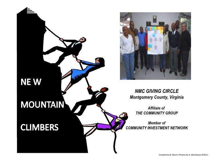 Cin2011 new mtn climbers