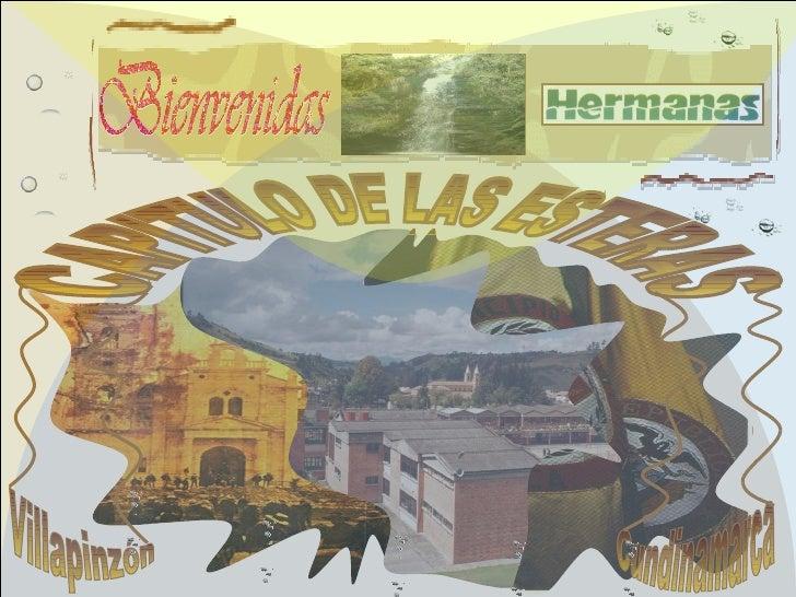 CAPITULO DE LAS ESTERAS Cundinamarca Villapinzón