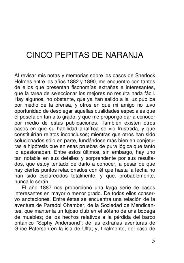 Cinco pepitas de naranja (1)