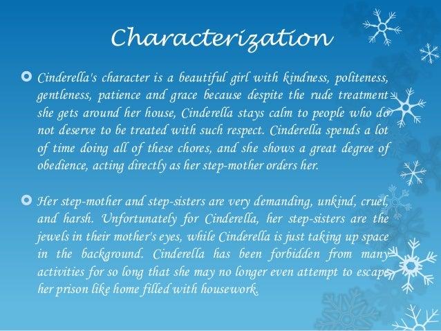 Cinderella short essay