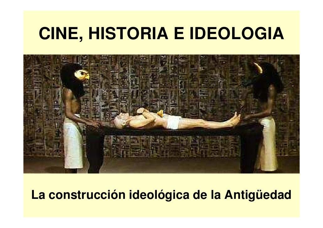 ideologia cine: