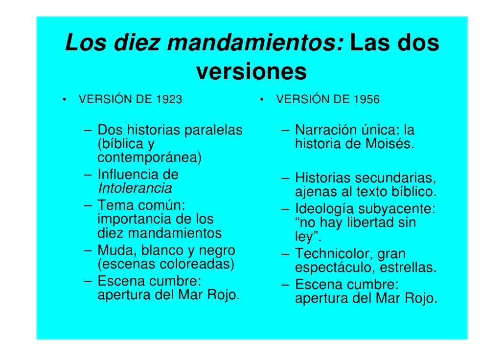 Cine historia e ideologia - Los 10 locos mandamientos ...