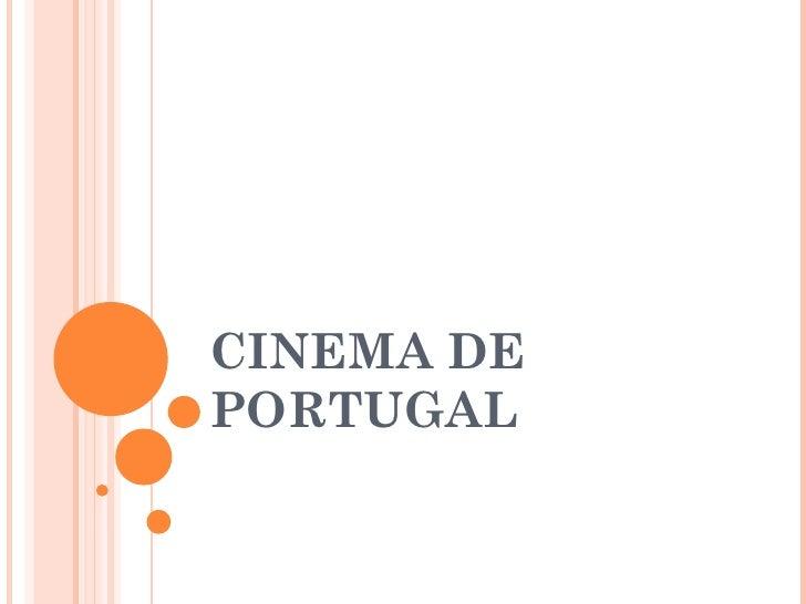 CINEMA DEPORTUGAL
