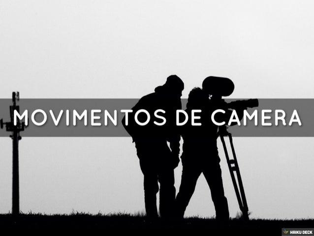 Cinema - Movimentos De Camera