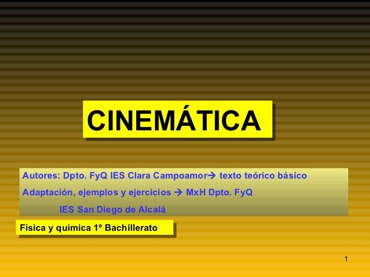 Cinematica1