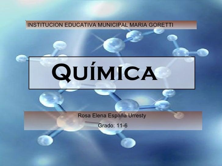 Cinetica quimica 11 6