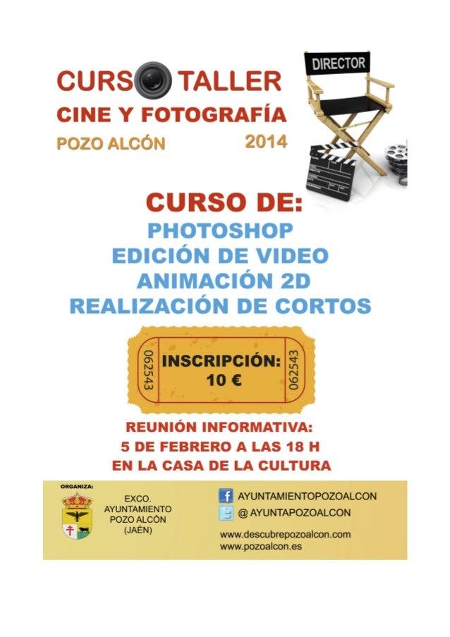 Cine y fotografia