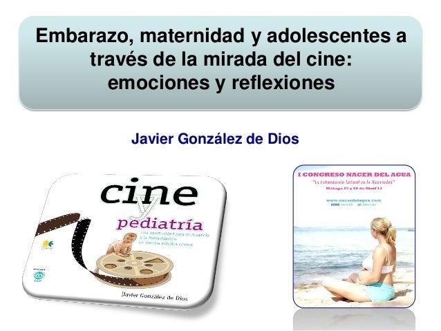 Cine y pediatría embarazo, maternidad y adolescentes