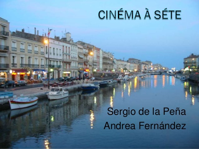 Sergio de la Peña Andrea Fernández