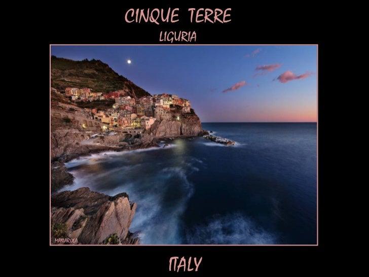 Cinque Terre ~ Liguria ~ Italy