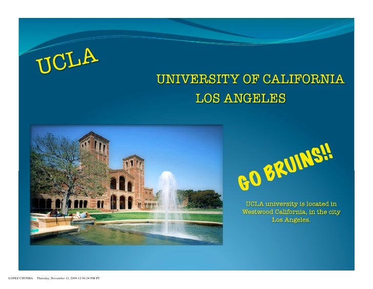 College Slideshow