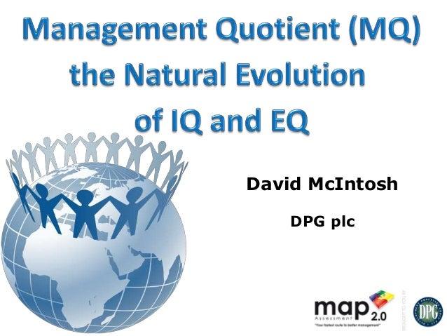 David McIntosh    DPG plc