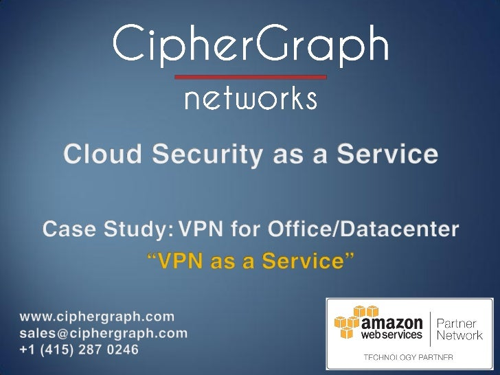 Copyright: CipherGraph Networks