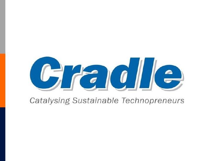 Cradle Fund Sdn Bhd © Copyright 2011