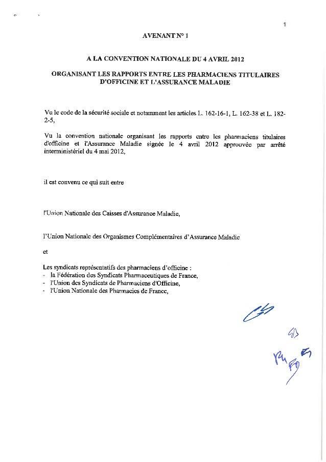 Circ 2013 132b avenant aco signé et paraphé