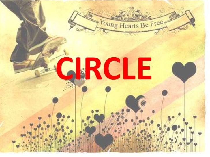 Circle : Basic concept