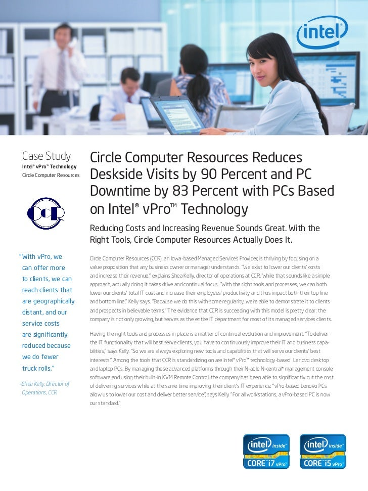 Circle Computer Resources Case Study