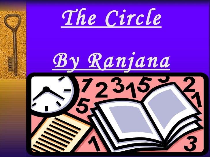 The Circle By Ranjana