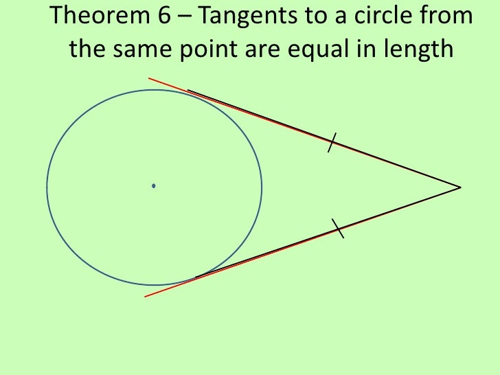 Circle theorem powerpoint