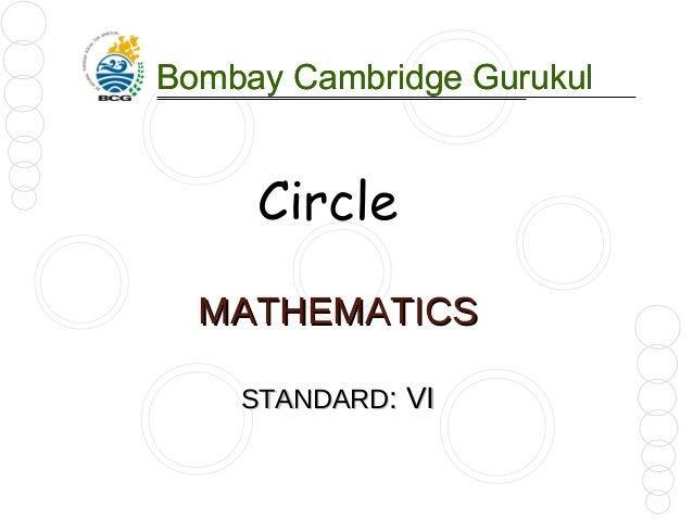 Circle untuk kelas 8