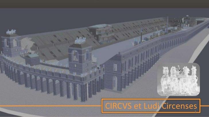 CIRCVS et Ludi Circenses                       1